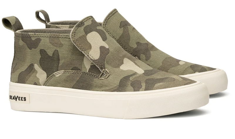 The Huntington Middie in Saltwash camo by Seavees.