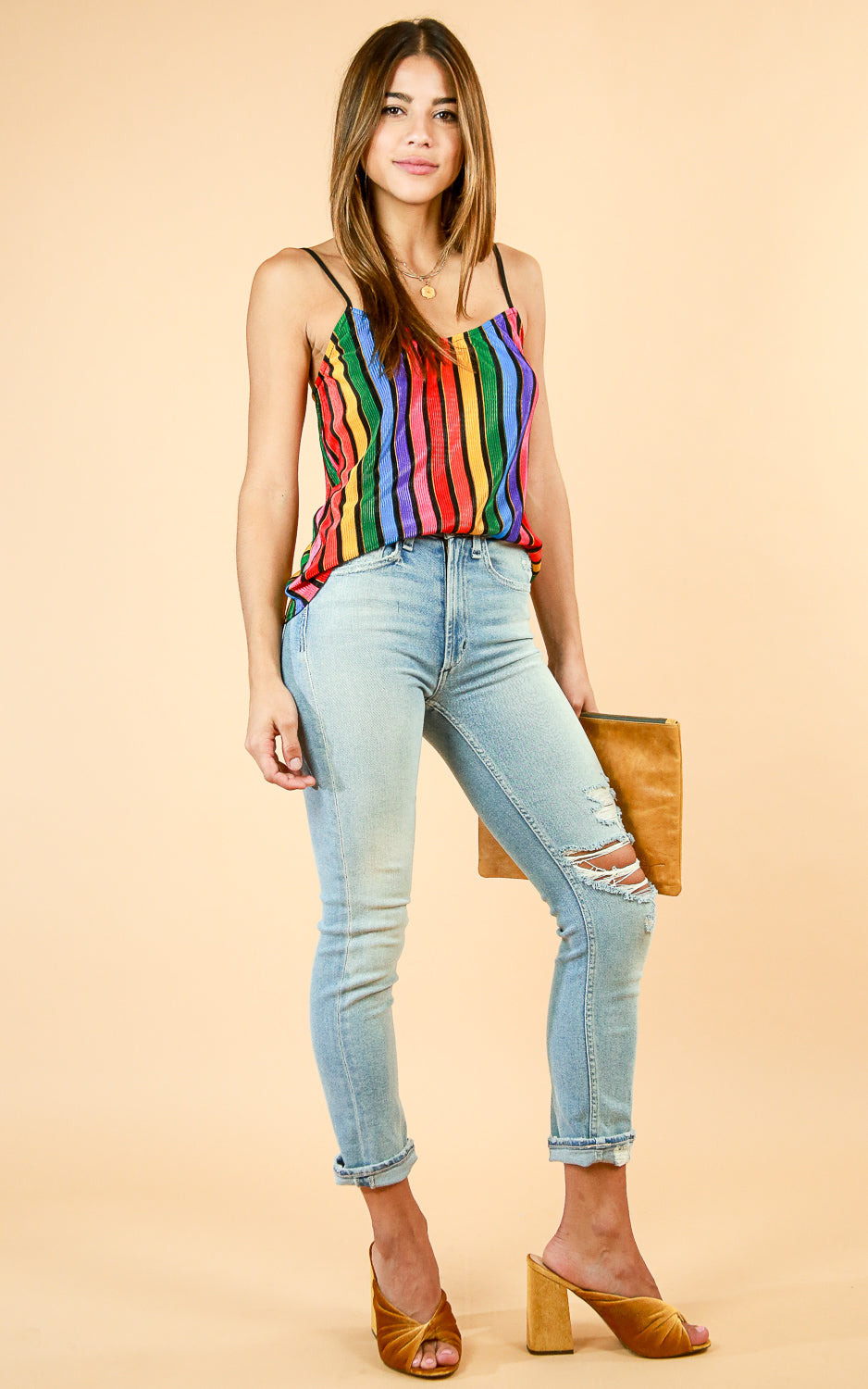 Rainbow Parade Top