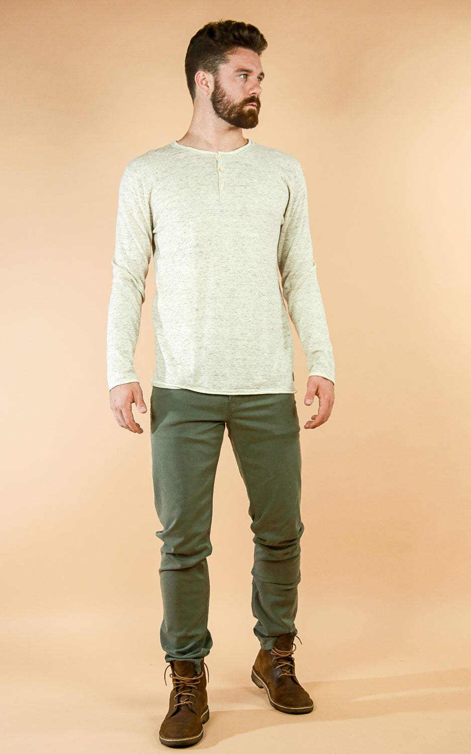 Cotton Cashmere Sweater