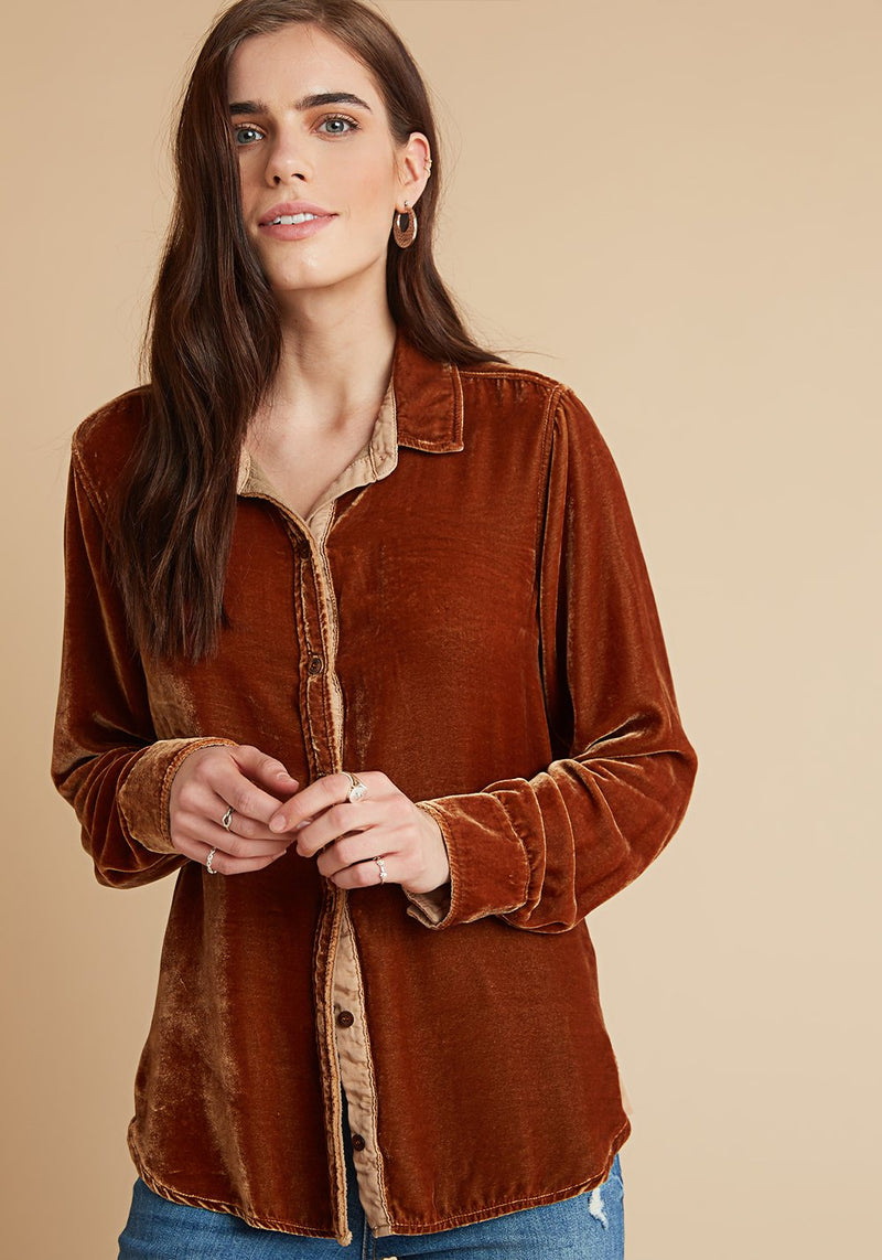 Copper Halle Shirt