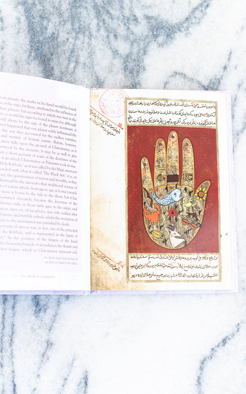 The Handbook of Palmistry