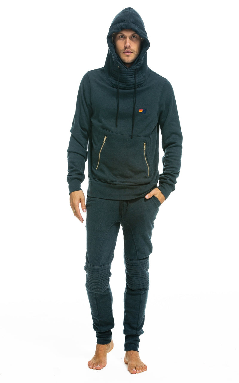 moto sweatpants by aviator nation