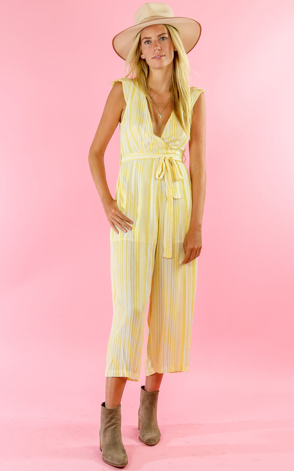 Summer Years Jumpsuit