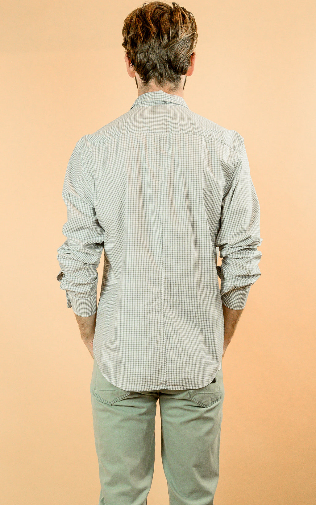Saltwater Creek SS Chambray