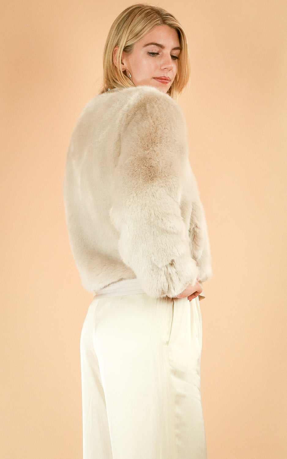Ashbey Faux Fur Jacket