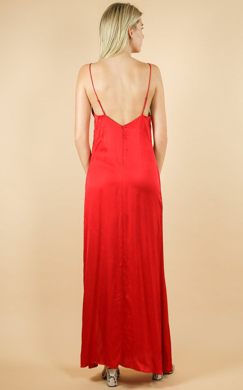 Ever Thine Maxi Red