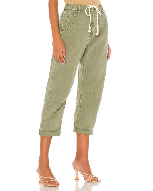 Relaxed Safari Jeans