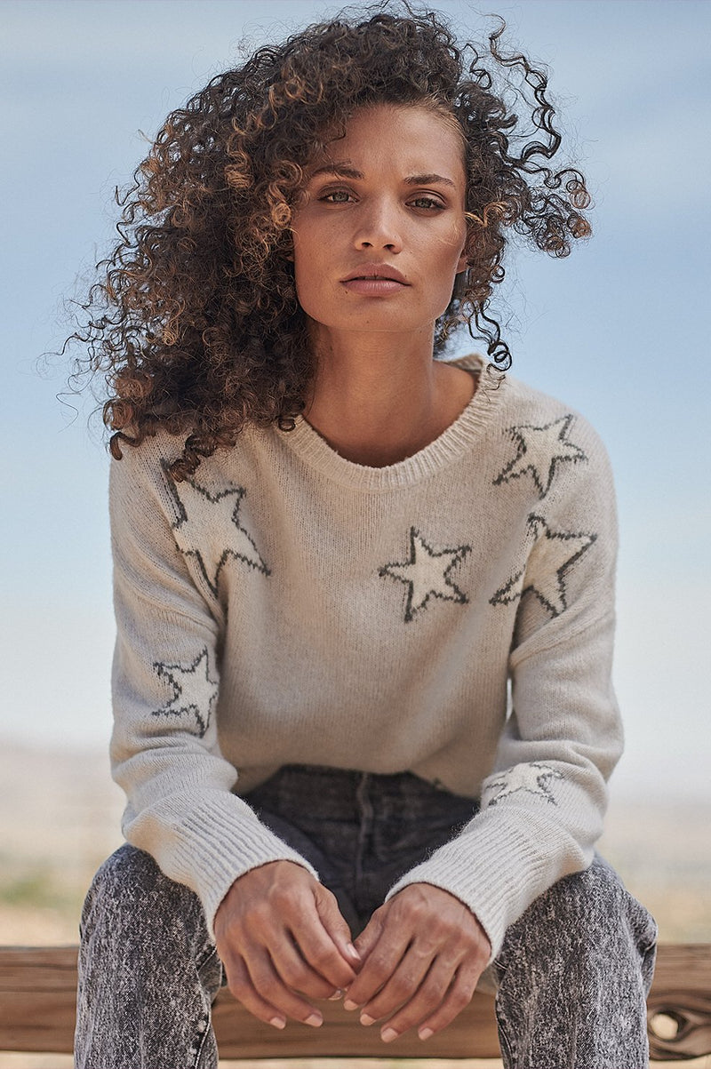 Virgo Grey Sweater