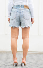 one teaspoon mom shorts