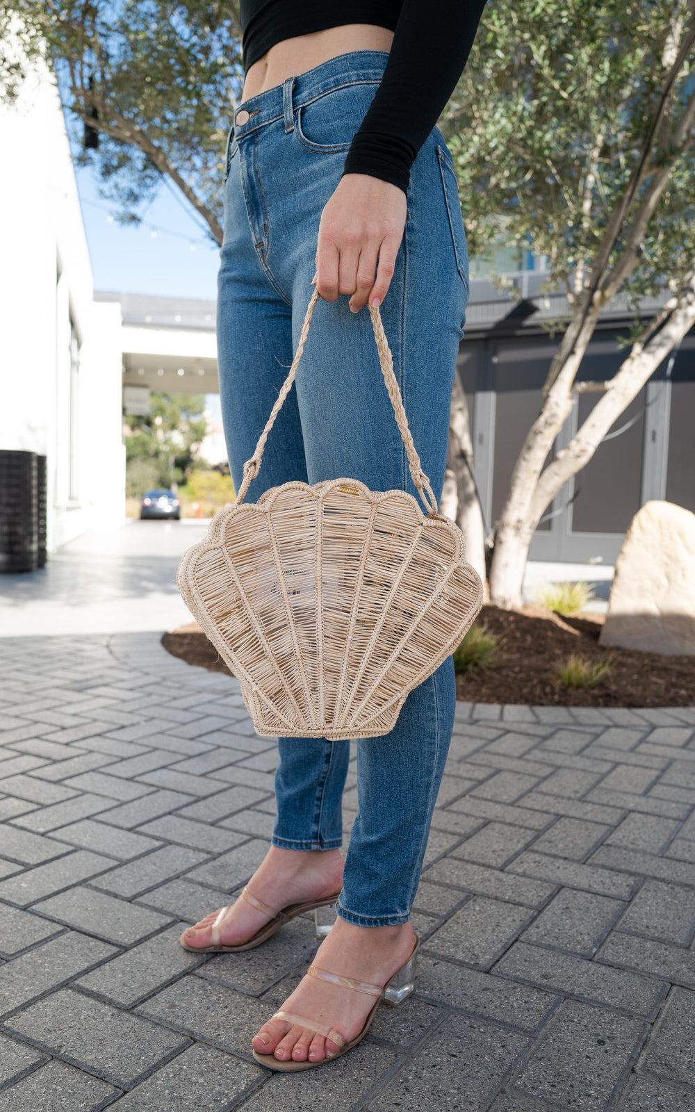 Campeche Seashell Bag