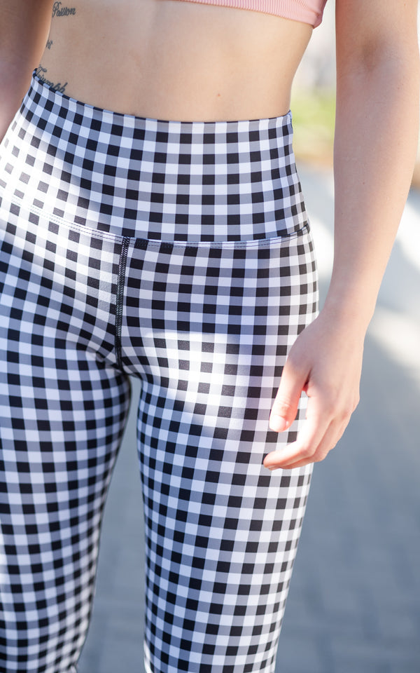 Gingham Piper Legging
