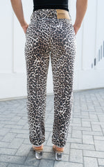 streetwalkers jeans in animal
