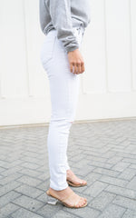 white distressed denim by one teaspoon