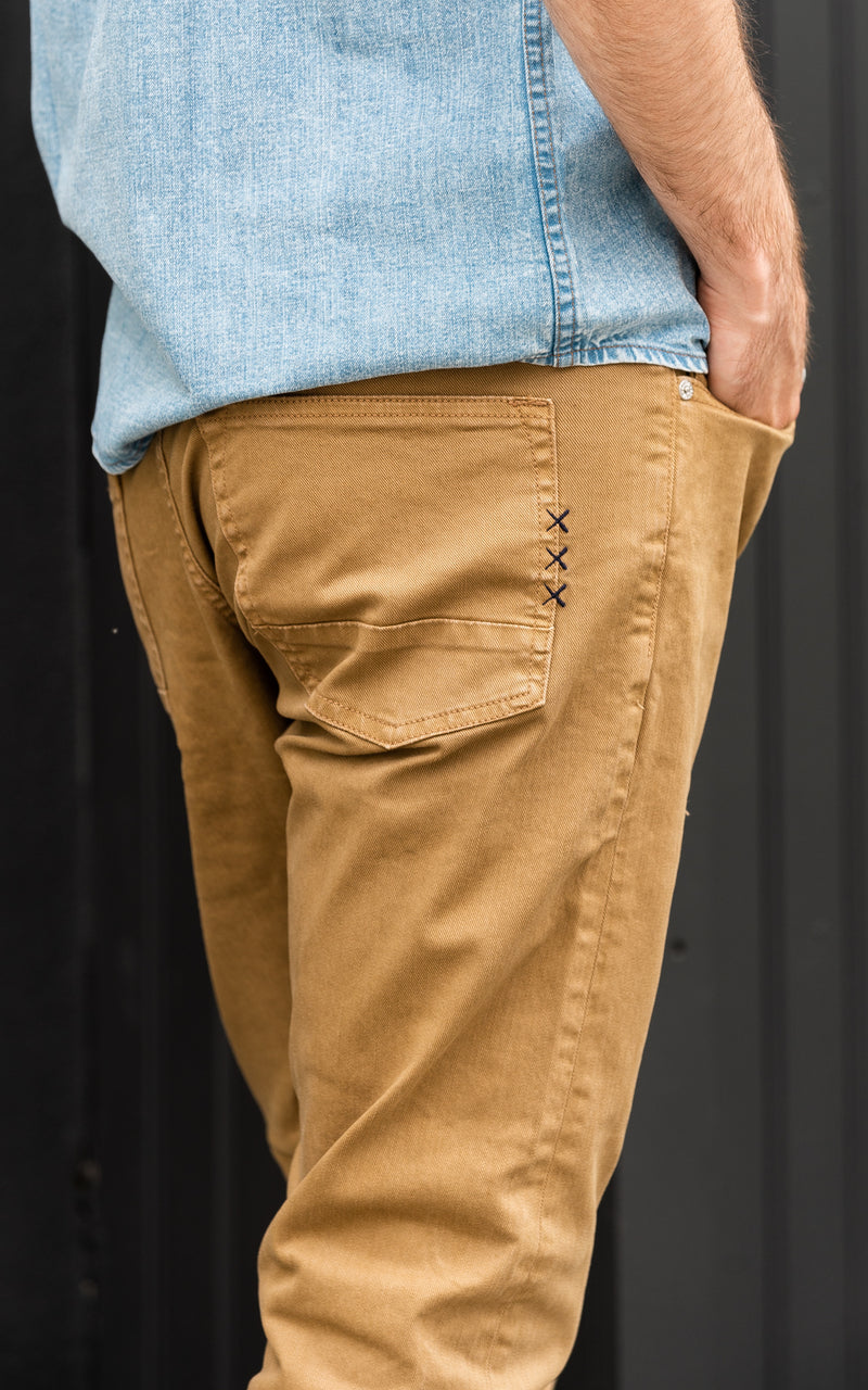 Scotch & Soda Jeans in tan