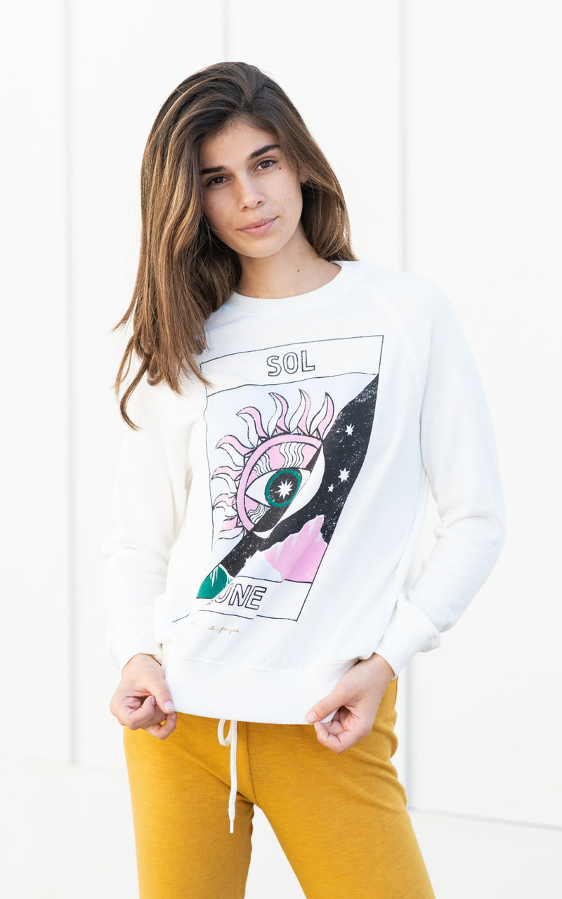Sol Old School Sweatshirt
