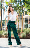 quest velvet pants by charlie holiday