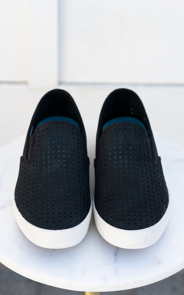 Baja Slip On Portal Black