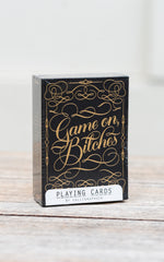 Game On Bitches Card Set
