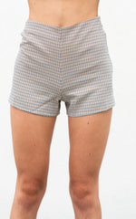 plaid short by charlie holiday