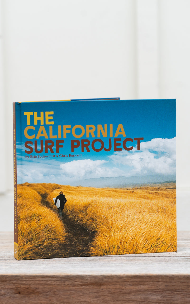 Hachette book with surf
