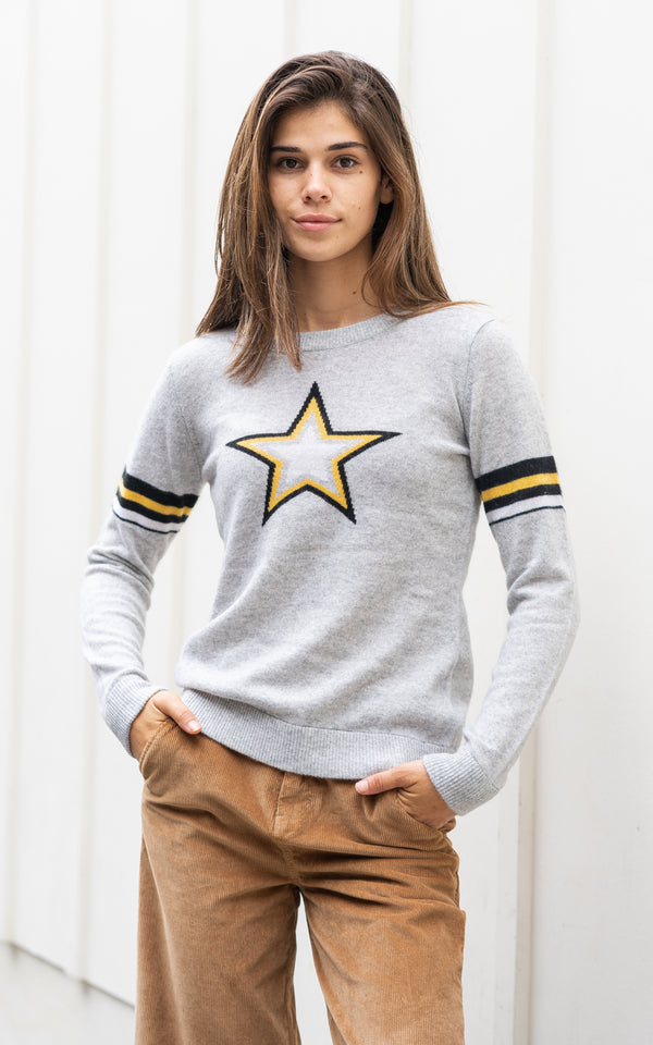 Cashmere Army Sweater