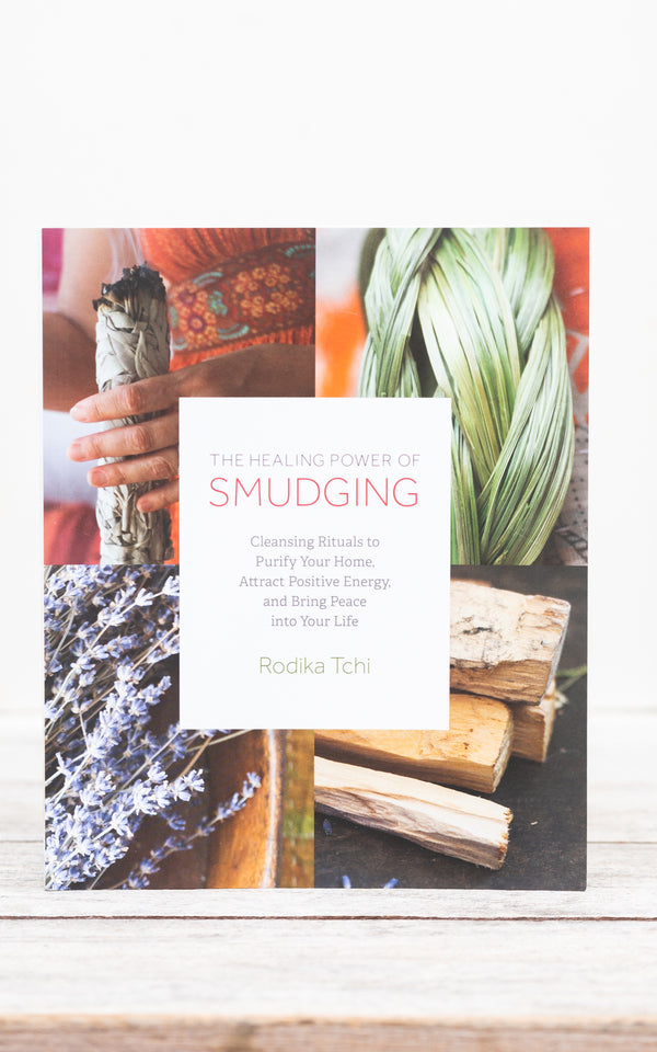 Healing Power of Smudging