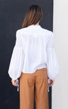 Bessie High Neck Blouse