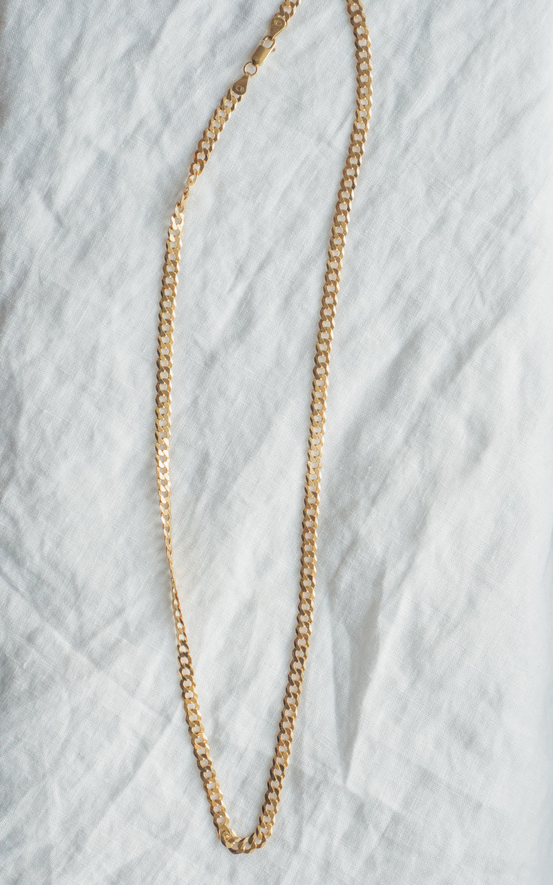 Serendipity Thick Necklace