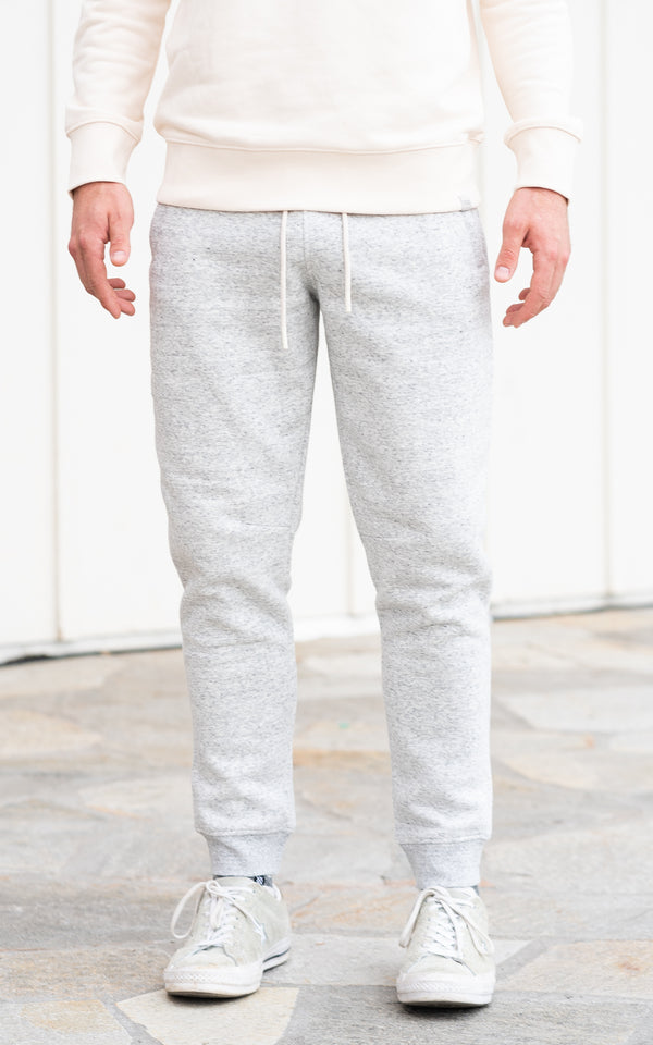 Logo Text Sweat Pants