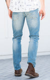 Scotch & Soda light denim jean