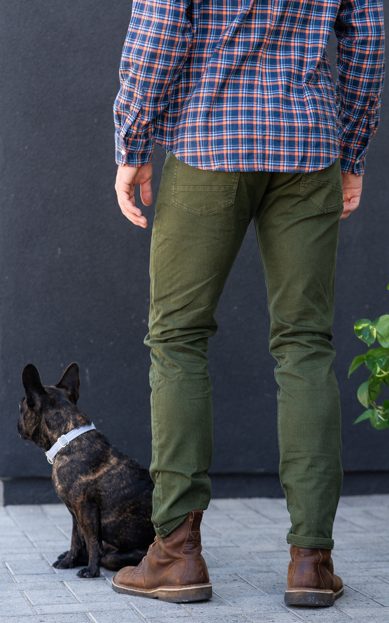 Scotch & Soda Jeans in green