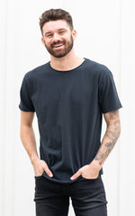 Scotch & Soda Tee in black