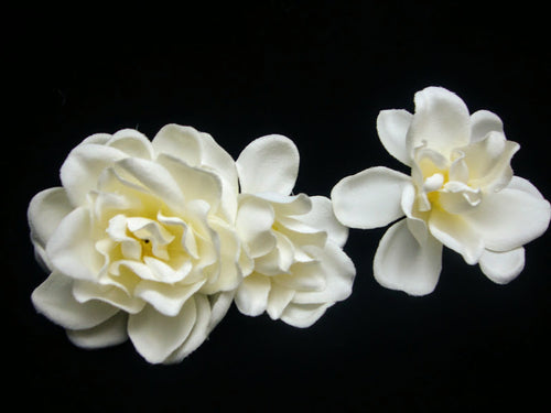 Billie Holiday Gardenia Hair Piece Set