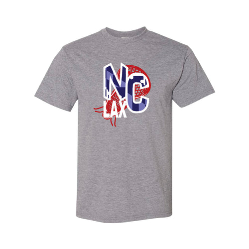 NC Boys Lacrosse Adult T-Shirt
