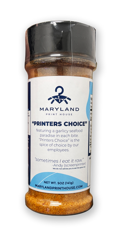 Printers Choice Spice (5oz)