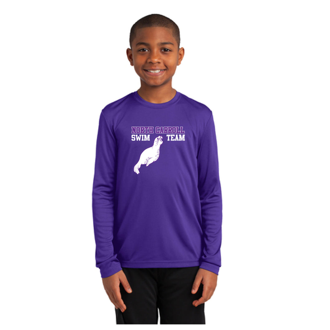 Youth PosiCharge® Competitor™ Long Sleeve