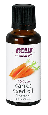 NOW Carrot Seed Oil 30 ml