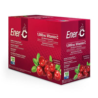 Ener-C Multivitamin Drink Mix Cranberry Box 30 Packets