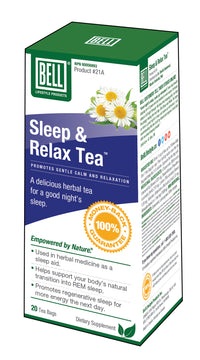Bell Lifestyle Sleep & Relax Tea