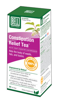 Bell Lifestyle Constipation Relief Tea