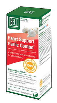 Bell Lifestyle Heart Support Combo