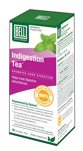 Bell Lifestyle Indegestion Tea