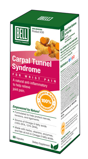 Bell Lifestyle Carpal Tunnel Syndrome