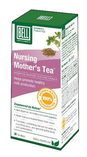 Bell Lifestyle Nursing Mothers Tea