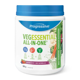 Progressive Vegessential All-In-One Berry Powder