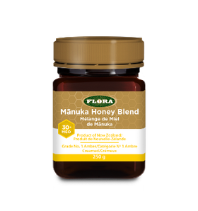 Flora Manuka Honey Blend 30+