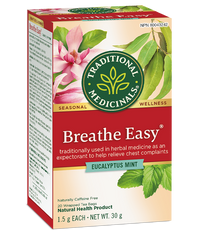 Traditional Medicinals Breath Easy 20 Tea Bags
