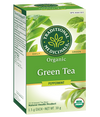 Traditional Medicinals Green Tea Peppermint 20 Tea Bags