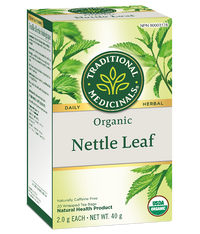 Traditional Medicinals Nettle Leaf 20 Tea Bags