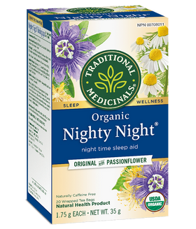 Traditional Medicinals Nighty Night 20 Tea Bags